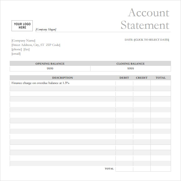 bank statement image 7