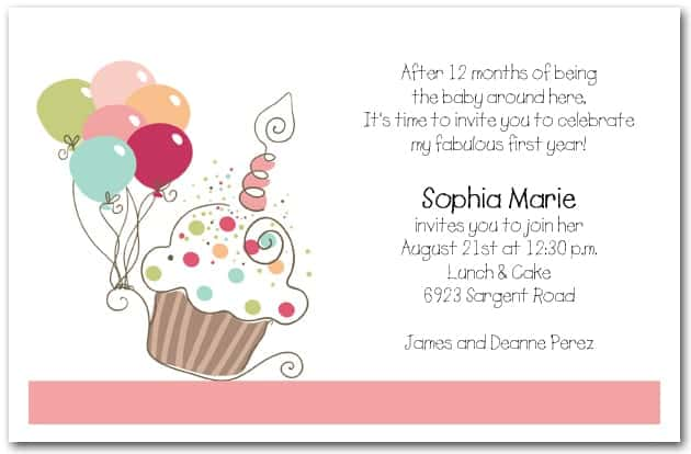 birthday invitation examples - Etame.mibawa.co