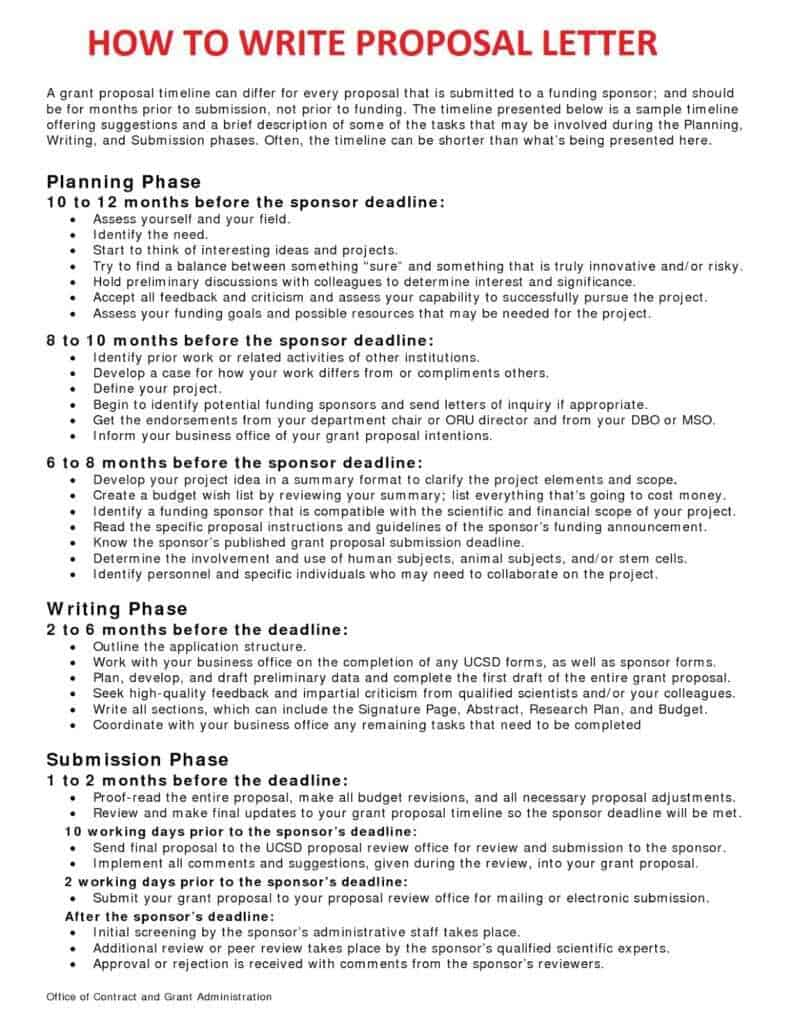Service proposal letter proposal for services template sample form biztree com altavistaventures Gallery
