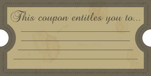 High Quality Word Templates Regard To Coupon Template