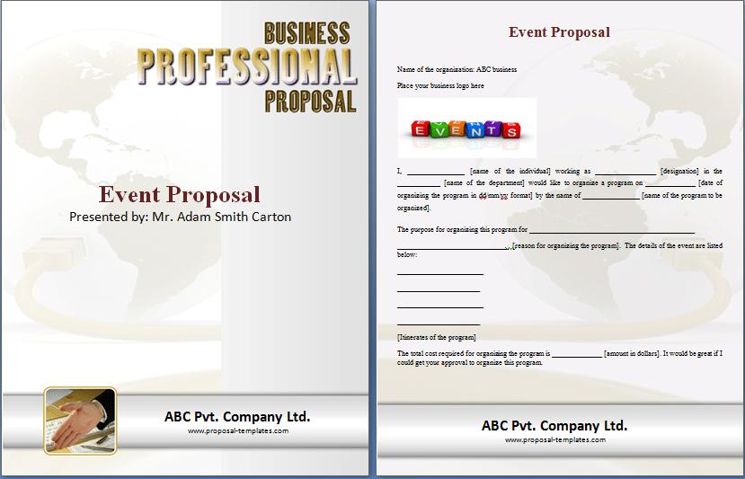 11 event proposal sample templates word excel pdf formats microsoft word event proposal sample template event proposal image 8 altavistaventures Gallery