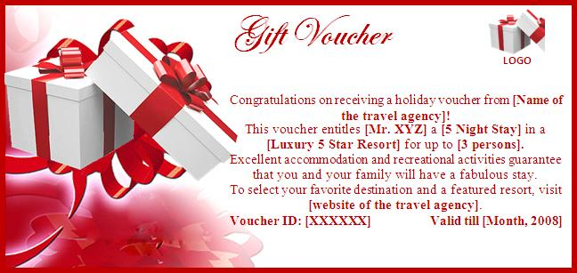 sample gift voucher template Oylekalakaarico