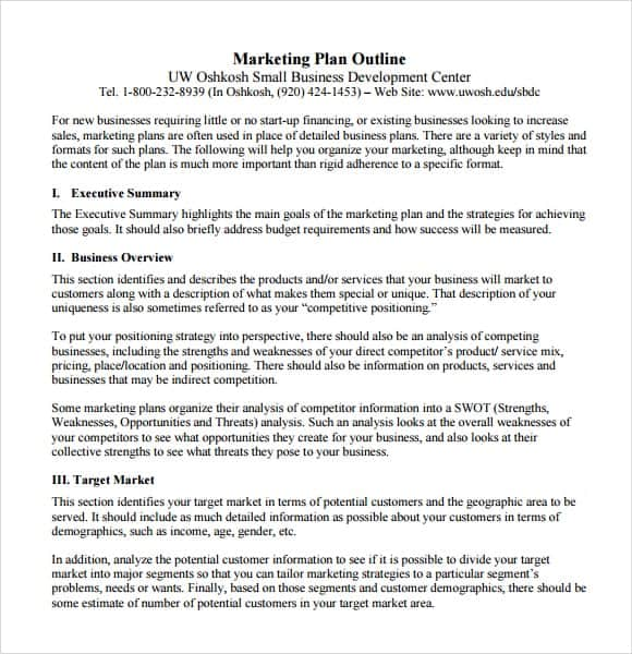 8 marketing report templates word excel pdf formats marketing report template maxwellsz