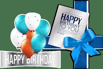 birthday card tenplate 8