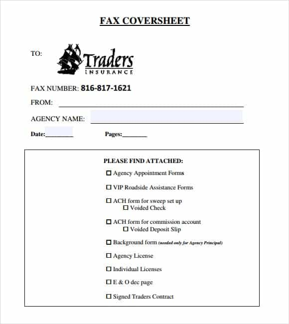 10 fax cover sheet templates word excel pdf formats business fax cover sheet template friedricerecipe Choice Image