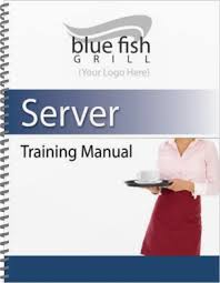 training guide template 5412.