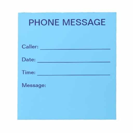 It's just a graphic of Free Printable Phone Message Template inside client communication log