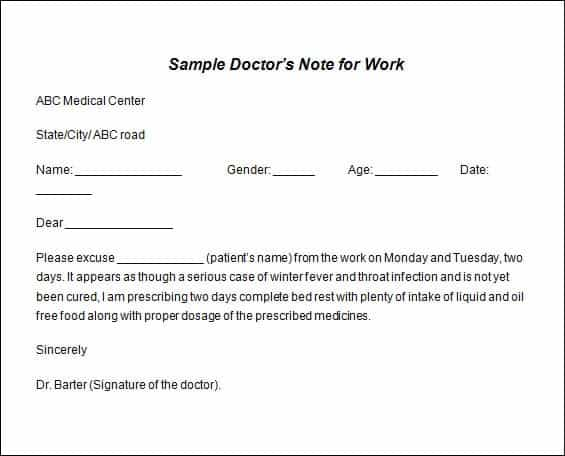 doctor note image 5