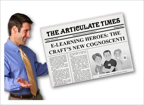 newspaper template image 8