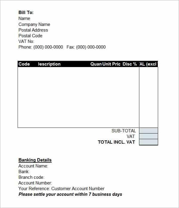 proforma invoice image 10