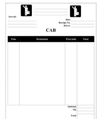 taxi receipt image 2