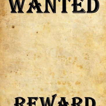 9+ Wanted Poster Templates