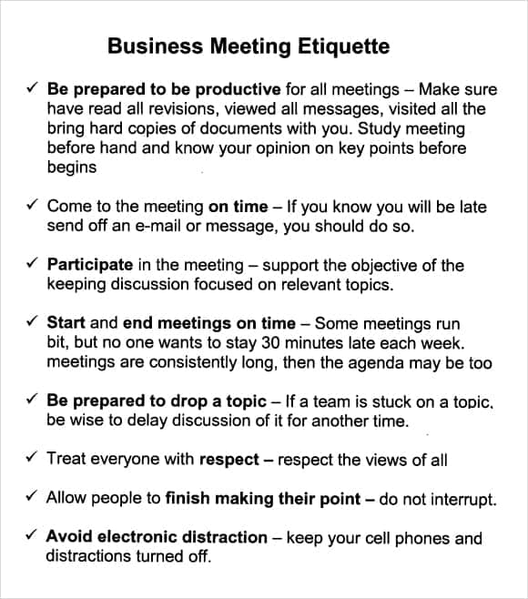 meeting agenda template 17