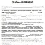 20+ Rental Agreement Templates