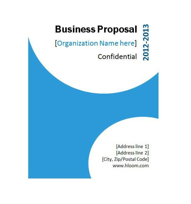 12+ Business proposal sample letters - Word Excel PDF Formats
